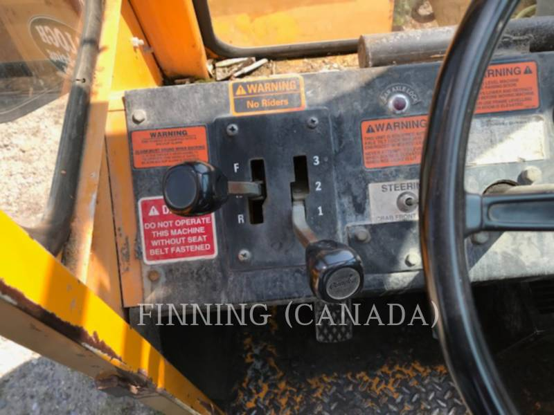CARELIFT EQUIP. LIMITED MOVIMENTATORI TELESCOPICI ZB8040-44 equipment  photo 9