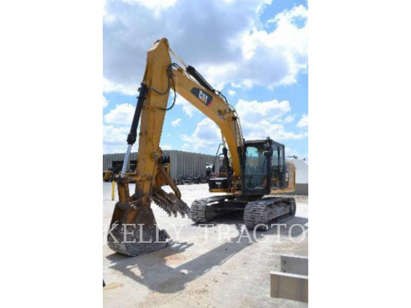 CATERPILLAR TRACK EXCAVATORS 318EL equipment  photo 5