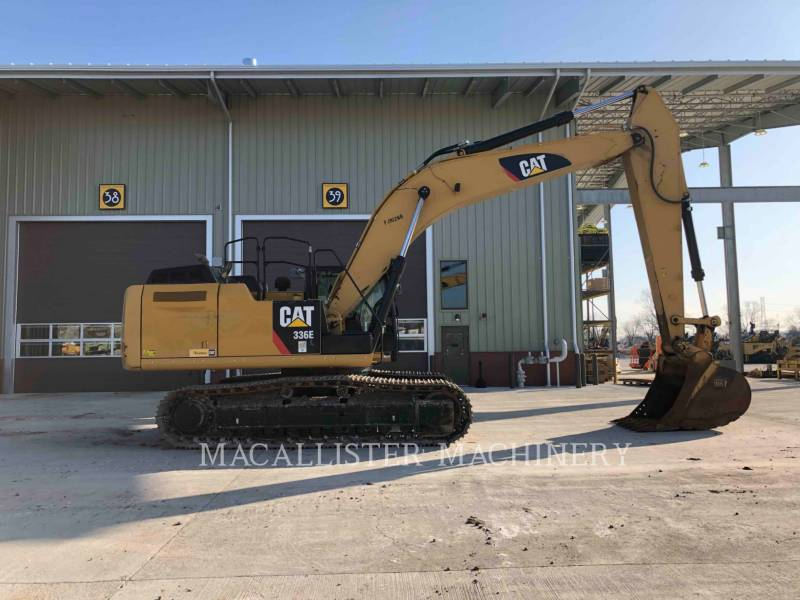 CATERPILLAR ESCAVATORI CINGOLATI 336EL equipment  photo 4