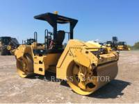 CATERPILLAR TANDEMOWY WALEC WIBRACYJNY DO ASFALTU (STAL-STAL) CB64 equipment  photo 4