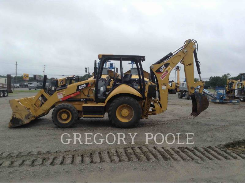 CATERPILLAR RETROESCAVADEIRAS 420F/4MT equipment  photo 8