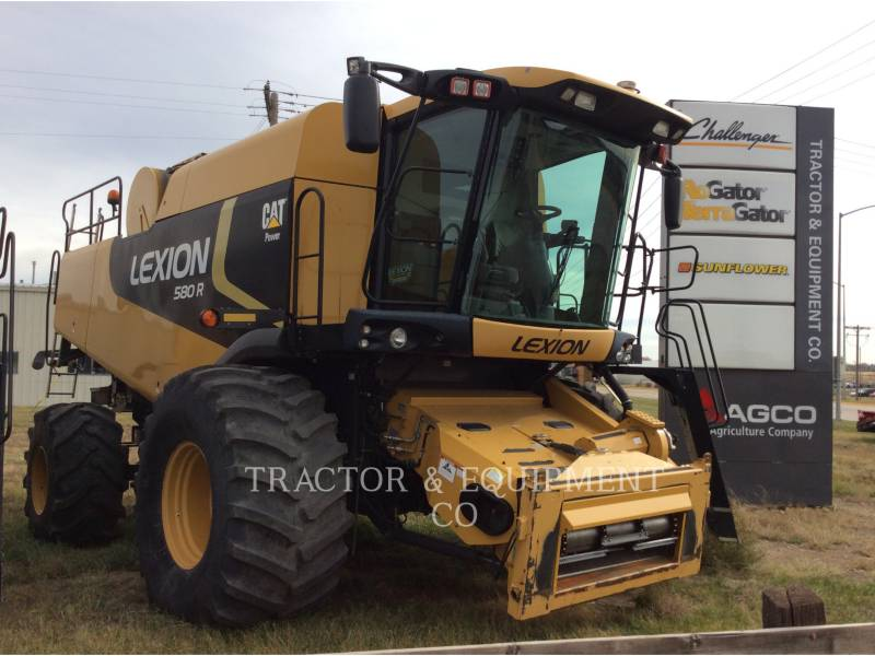 LEXION COMBINE KOMBAJNY LX580R equipment  photo 2