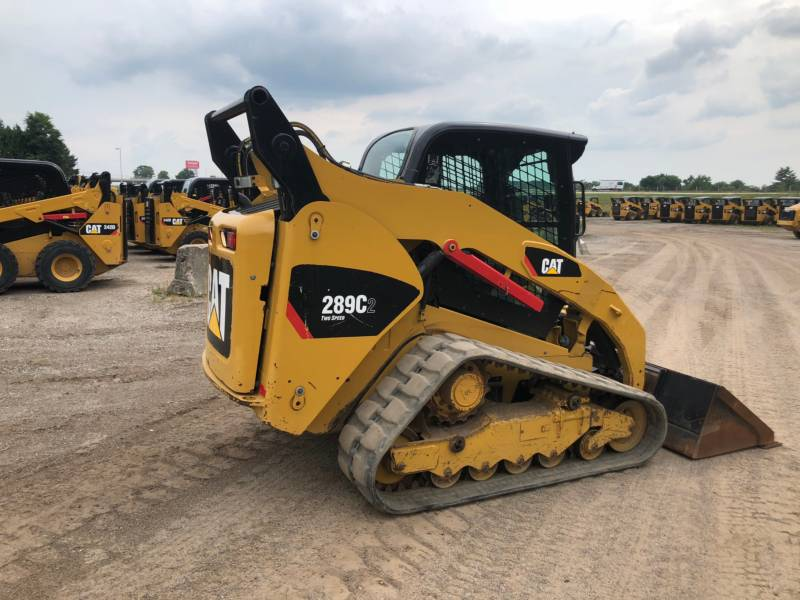 CATERPILLAR MULTI TERRAIN LOADERS 289C2 equipment  photo 7