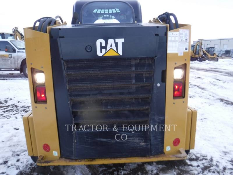 CATERPILLAR CHARGEURS COMPACTS RIGIDES 279D H3CB equipment  photo 6