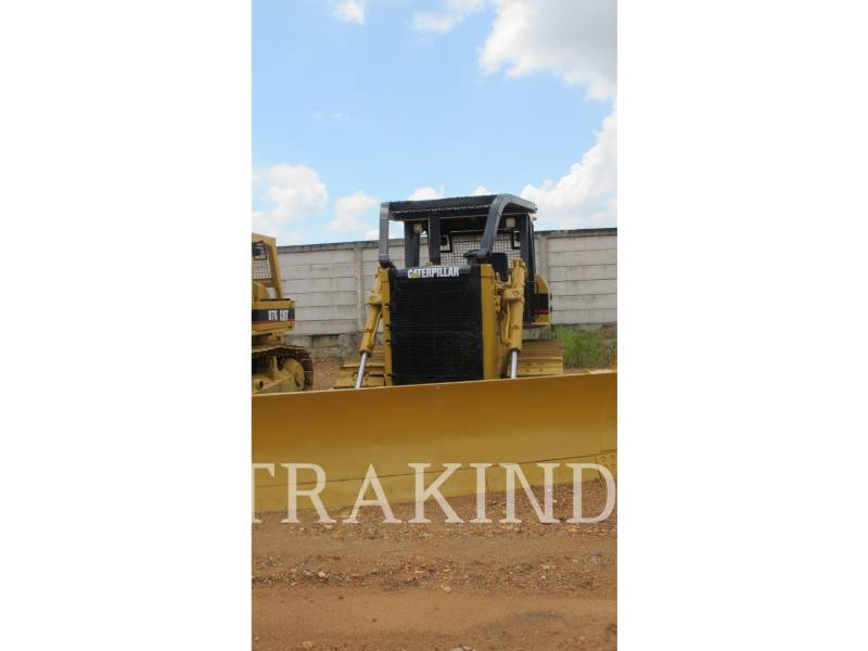 CATERPILLAR TRACK TYPE TRACTORS D7G equipment  photo 3