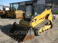 Equipment photo CATERPILLAR 259B3 多様地形対応ローダ 1