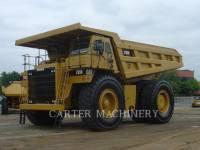 Equipment photo CATERPILLAR 785B REBLD OFF HIGHWAY TRUCKS 1