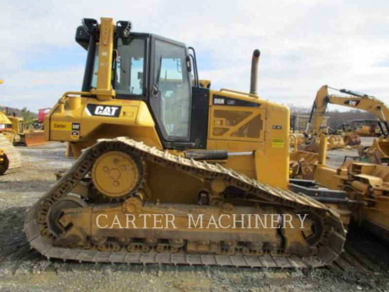 CATERPILLAR TRACK TYPE TRACTORS D6NLGP ARO equipment  photo 2