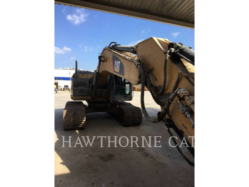 CATERPILLAR KETTEN-HYDRAULIKBAGGER 320EL TH equipment  photo 5