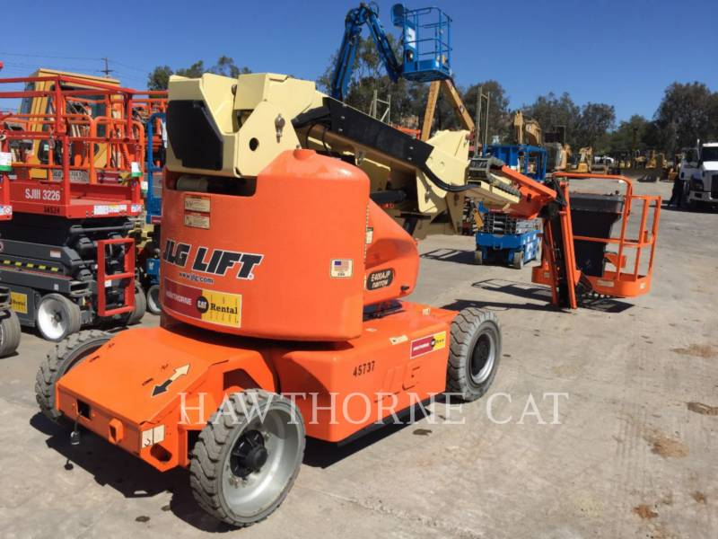 JLG INDUSTRIES, INC. リフト - ブーム E400AJPN equipment  photo 1