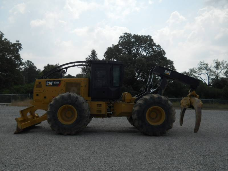 CATERPILLAR FORESTRY - SKIDDER 535D equipment  photo 2