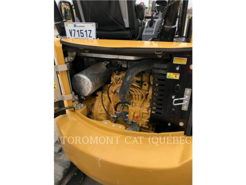 CATERPILLAR ESCAVATORI CINGOLATI 303ECR equipment  photo 15