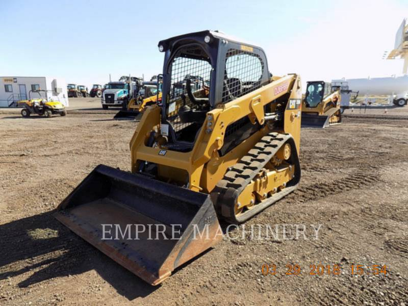 CATERPILLAR CARGADORES MULTITERRENO 239D equipment  photo 4