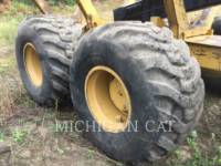 CATERPILLAR FORESTAL - TRANSPORTADOR DE TRONCOS 584 equipment  photo 17