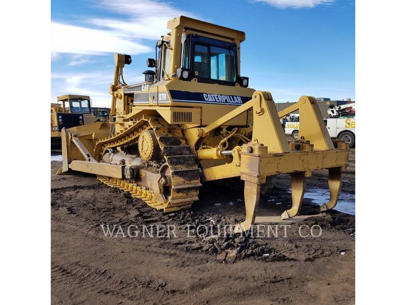 CATERPILLAR ブルドーザ D7R DS equipment  photo 2
