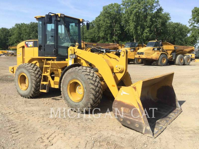 CATERPILLAR CARGADORES DE RUEDAS 928HZ R equipment  photo 1