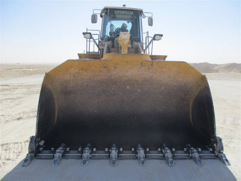 CATERPILLAR ホイール・ローダ/インテグレーテッド・ツールキャリヤ 966H equipment  photo 8