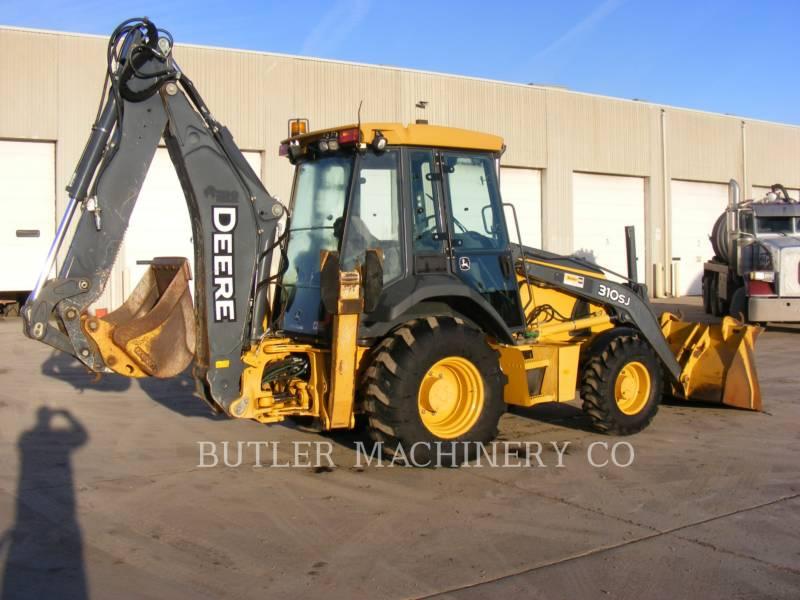 DEERE & CO. CHARGEUSES-PELLETEUSES 310SJ equipment  photo 4