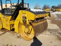 CATERPILLAR TAMBOR DOBLE VIBRATORIO ASFALTO CB54B equipment  photo 11