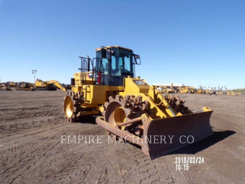 CATERPILLAR コンパクタ 815F equipment  photo 12
