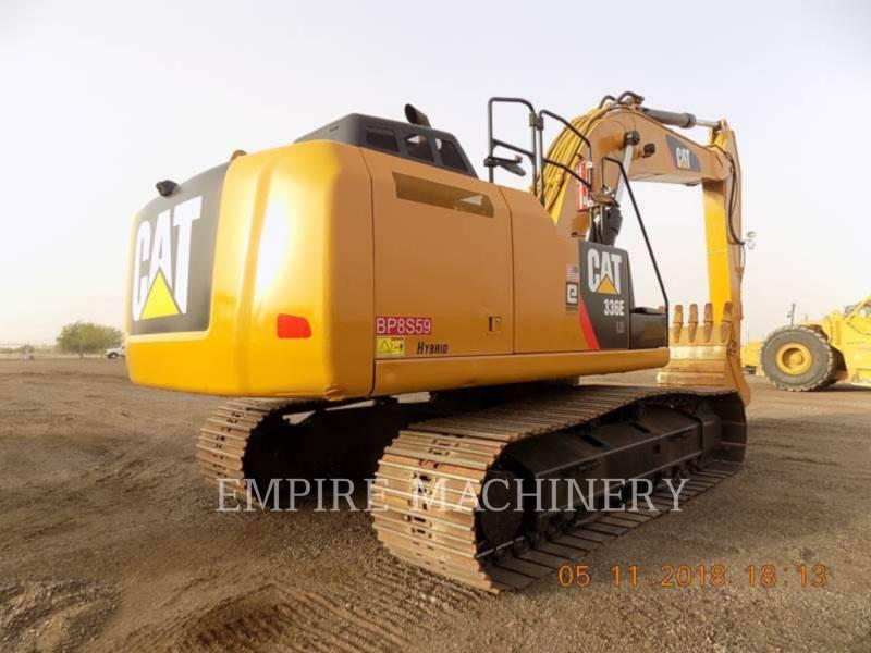 CATERPILLAR トラック油圧ショベル 336ELH equipment  photo 2