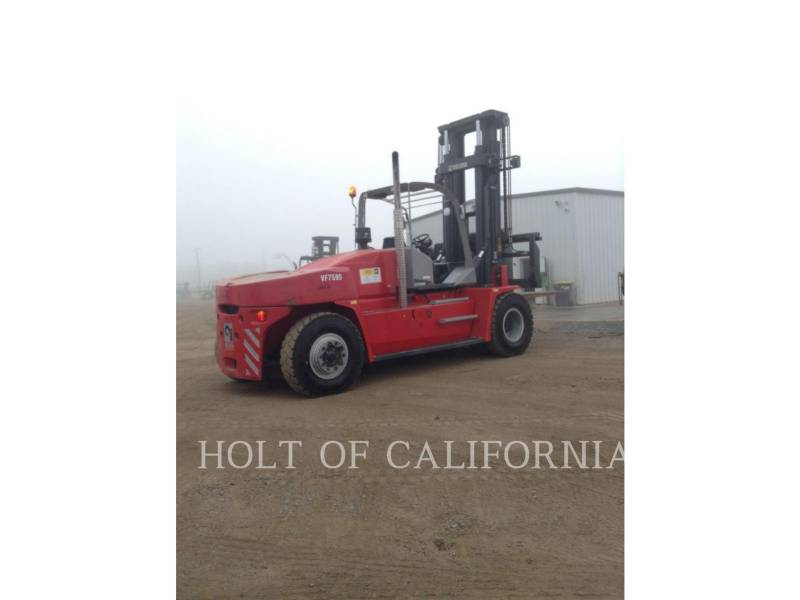 KALMAR FORKLIFTS DCE160-12 equipment  photo 2