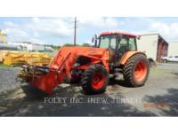 Equipment photo KUBOTA CORPORATION M135X TRACTOARE AGRICOLE 1