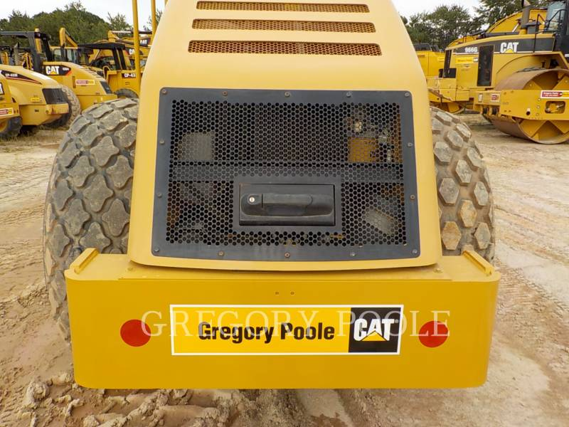 CATERPILLAR VIBRATORY SINGLE DRUM SMOOTH CS54 equipment  photo 14