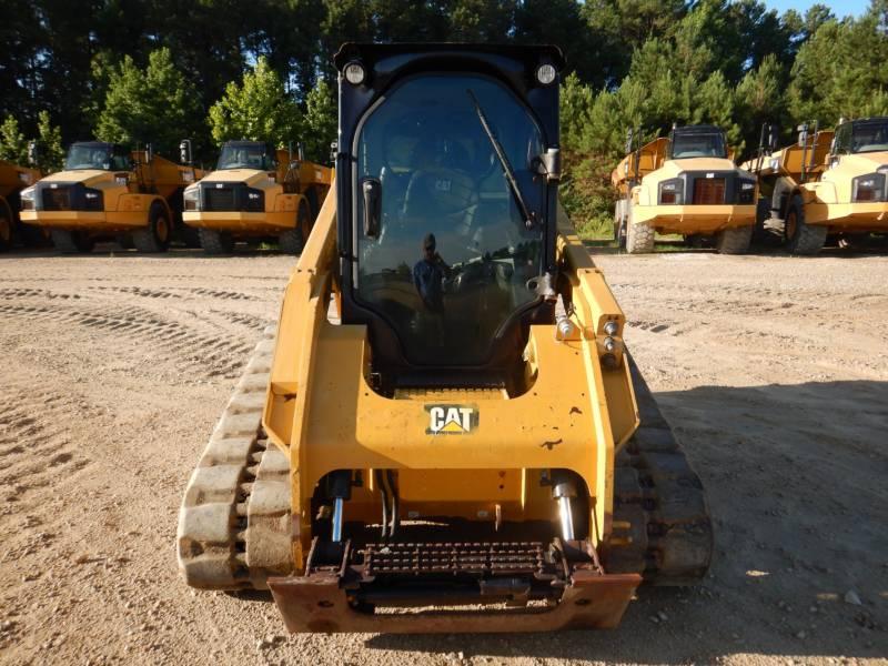 CATERPILLAR PALE CINGOLATE MULTI TERRAIN 279 D equipment  photo 6