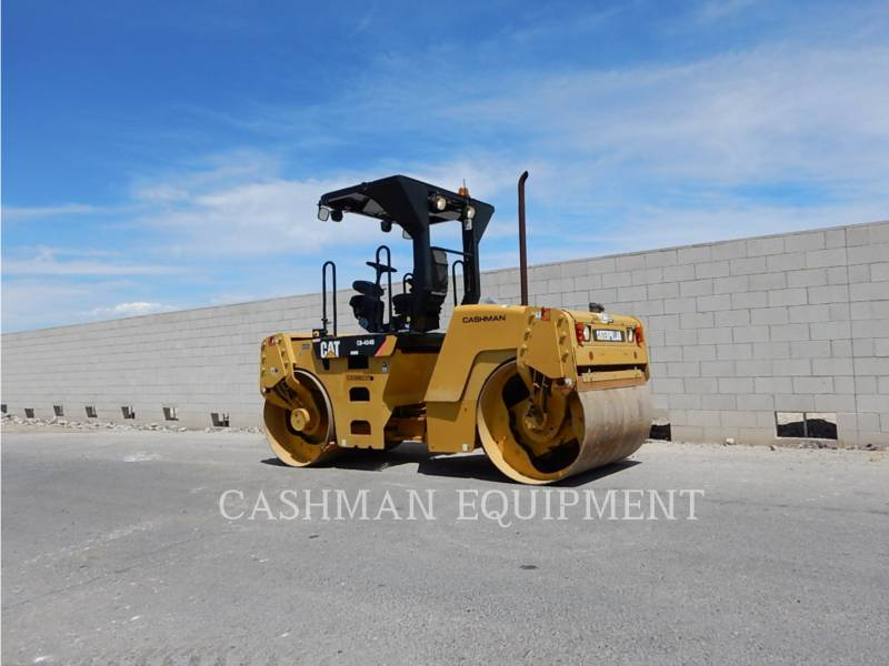 CATERPILLAR COMPACTADORES CB-434D equipment  photo 4