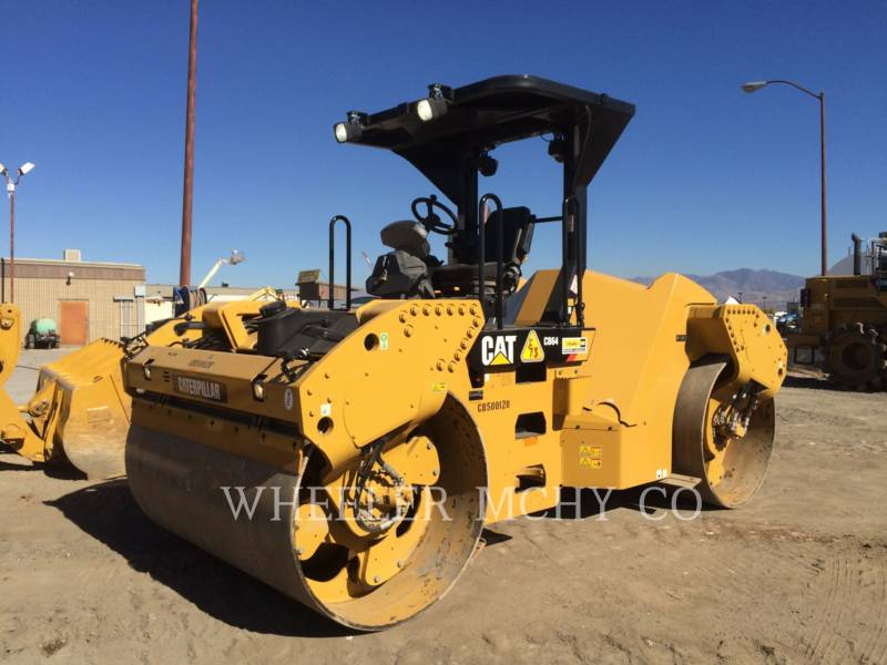 CATERPILLAR FINISSEURS CB64 equipment  photo 9