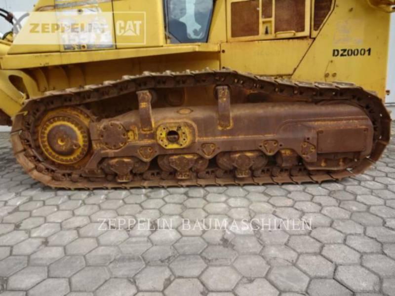 KOMATSU LTD. TRACTEURS SUR CHAINES D155AX-6 equipment  photo 9