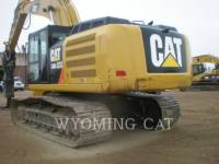 CATERPILLAR PELLES SUR CHAINES 336EL HAMR equipment  photo 4