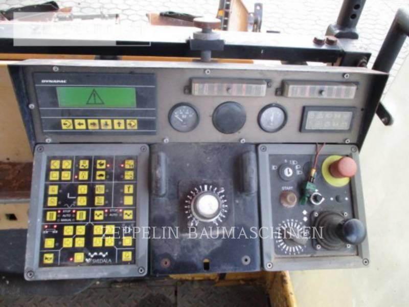 DYNAPAC FINISSEURS F182CS equipment  photo 18