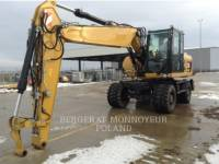 CATERPILLAR MOBILBAGGER M315/D equipment  photo 1