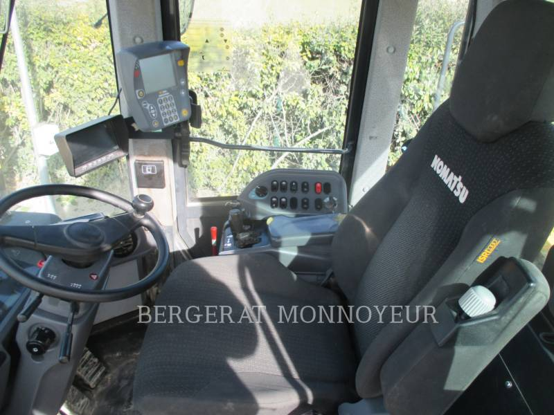 KOMATSU RADLADER/INDUSTRIE-RADLADER WA480.6 equipment  photo 9
