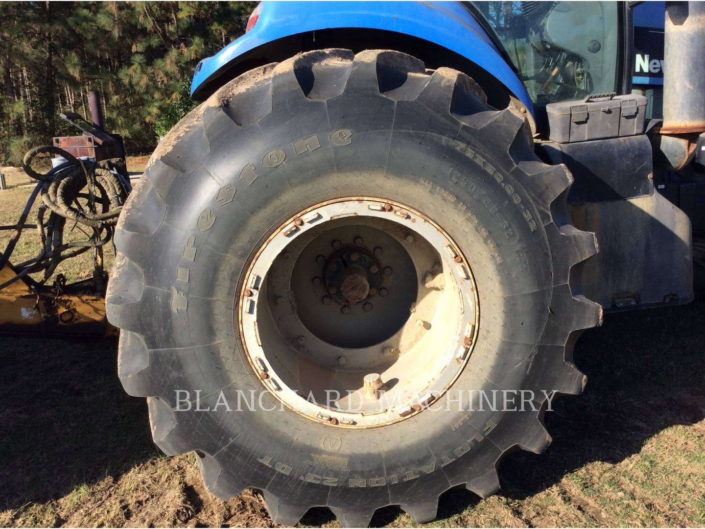 Detail photo of 2006 New Holland TG305 from Construction Equipment Guide