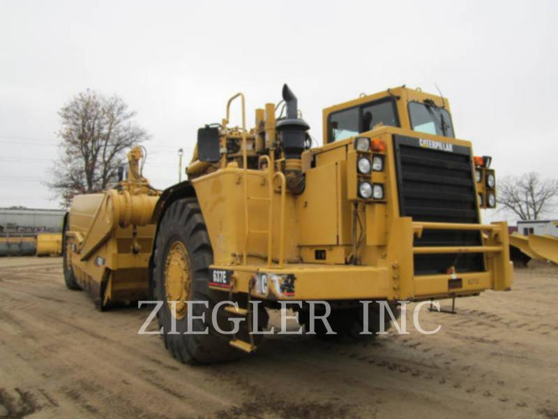CATERPILLAR WHEEL TRACTOR SCRAPERS 637EII equipment  photo 3