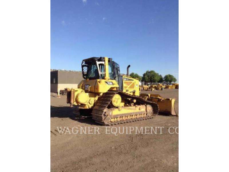 CATERPILLAR TRACK TYPE TRACTORS D6N LGP DS equipment  photo 2