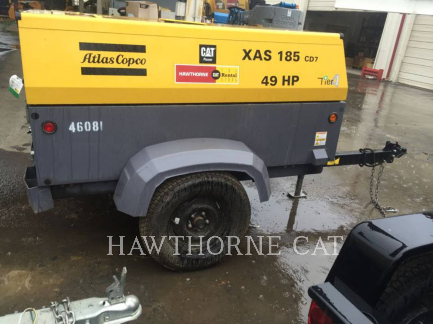 Detail photo of 2014 Atlas Copco 185 XAS from Construction Equipment Guide