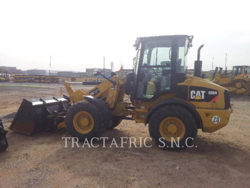 CATERPILLAR WHEEL LOADERS/INTEGRATED TOOLCARRIERS 908H equipment  photo 7