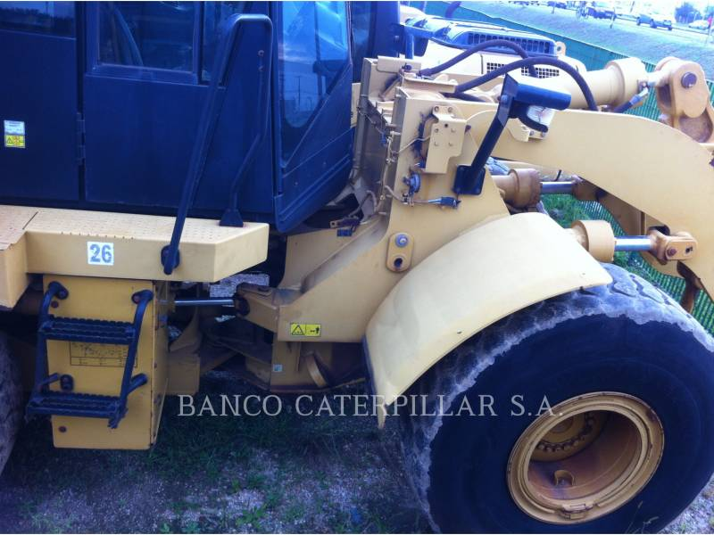 CATERPILLAR CARGADORES DE RUEDAS 950H equipment  photo 9