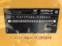 Caterpillar SUPORT TAMBUR SIMPLU PENTRU ASFALT CP56B equipment  photo 4