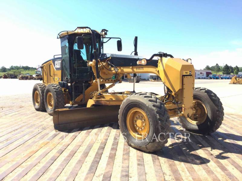 CATERPILLAR MOTOR GRADERS 12M L14 equipment  photo 2