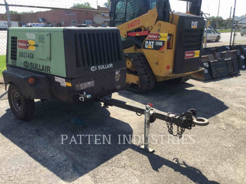 SULLAIR COMPRESSEUR A AIR 185CA equipment  photo 2