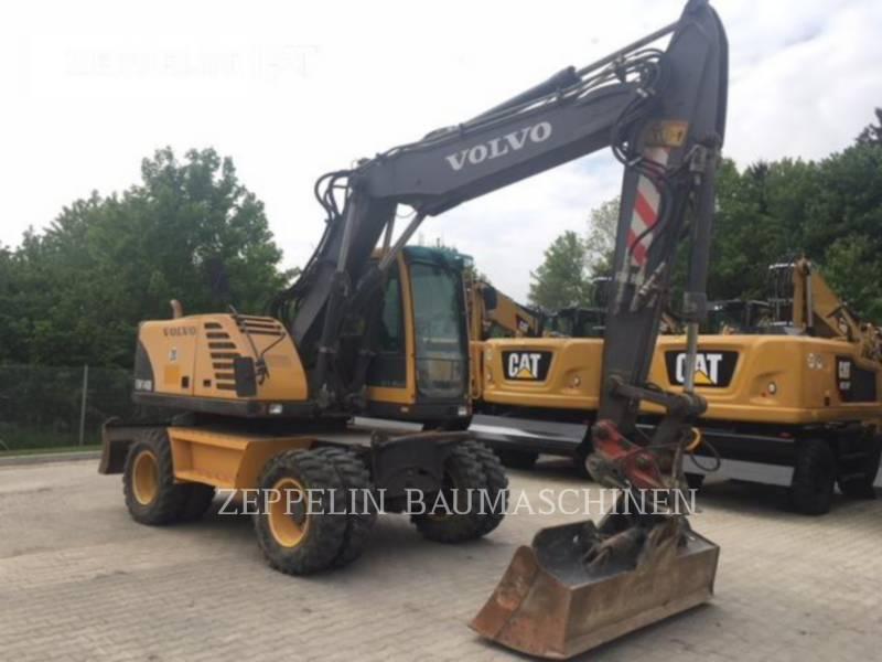 VOLVO CONSTRUCTION EQUIPMENT MOBILBAGGER EW140B equipment  photo 3