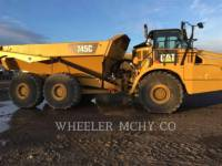CATERPILLAR ARTICULATED TRUCKS 745C TG equipment  photo 1