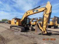 CATERPILLAR EXCAVADORAS DE CADENAS 329FL equipment  photo 1