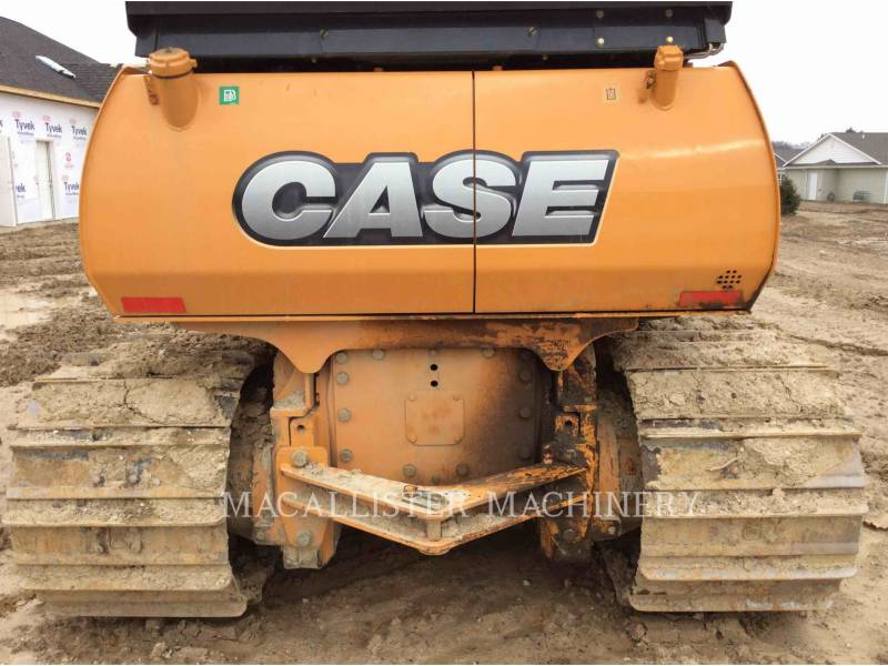 CASE TRACTORES DE CADENAS 850L equipment  photo 5