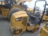CATERPILLAR PAVIMENTADORES DE ASFALTO CB14B equipment  photo 1